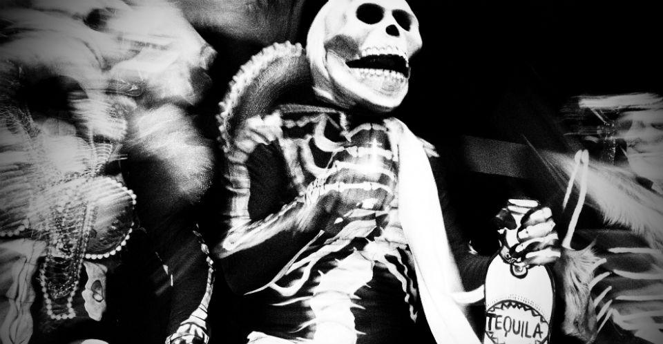 Mexikanisches Totenfest- Día de los Muertos 2016